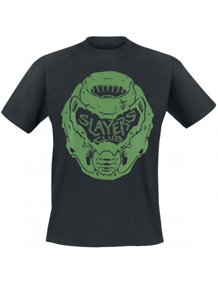 Doom T-shirt noir
