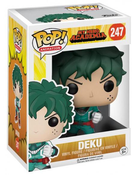 Figurine Funko Pop My Hero Academia Deku 9 cm