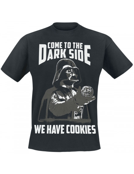 Star Wars We Have Cookies T-shirt noir