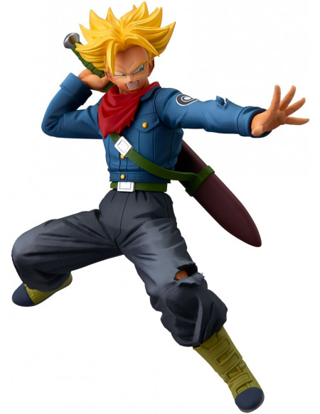 Dragon Ball Dragon Ball Super - SS future Trunk Statuette Standard