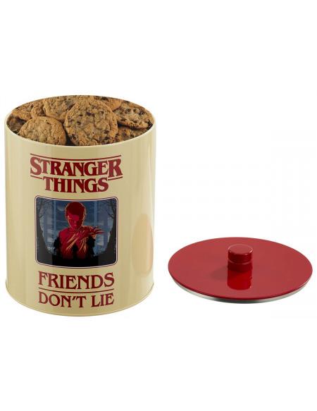 Stranger Things Poster Retro Boîte rangement Standard