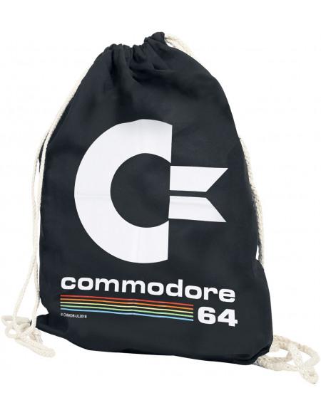 Commodore 64 Sac De Gym Sac de Gym noir
