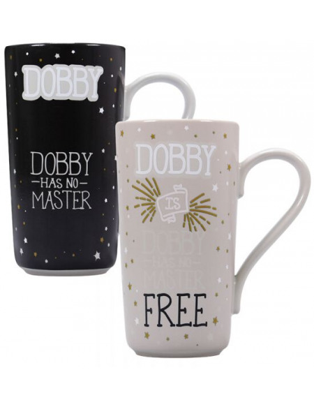 Harry Potter Dobby Mug multicolore