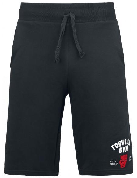 Daredevil Fogwell's Gym Short noir