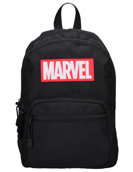 Marvel Logo Marvel Sac à Dos noir