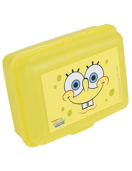 SpongeBob SquarePants Lunchbox Bob l'Éponge Boîte repas jaune