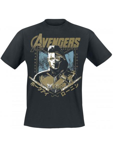 Avengers Endgame - Hawkeye Ronin T-shirt noir
