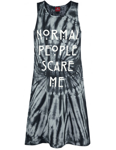American Horror Story Normal People Scare Me Robe batik