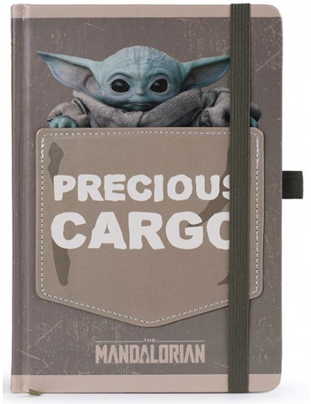 Star Wars The Mandalorian - Precious Cargo Cahier multicolore