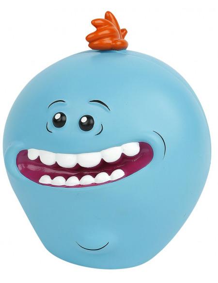 Rick & Morty Boîte Mr Meeseeks Article décoratif bleu
