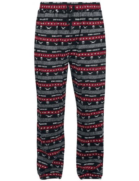Sons Of Anarchy Men Of Mayhem Bas de pyjama multicolore