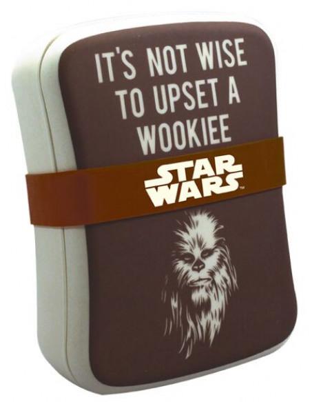 Star Wars Chewbacca Boîte repas multicolore