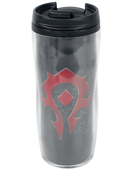 World Of Warcraft Horde Bouteille multicolore