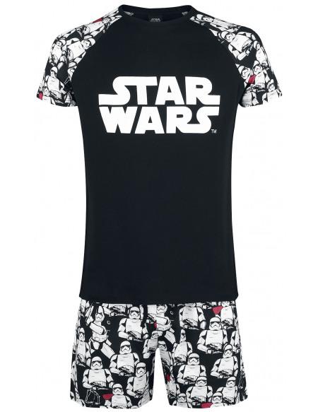 Star Wars Stormtrooper Pyjama noir