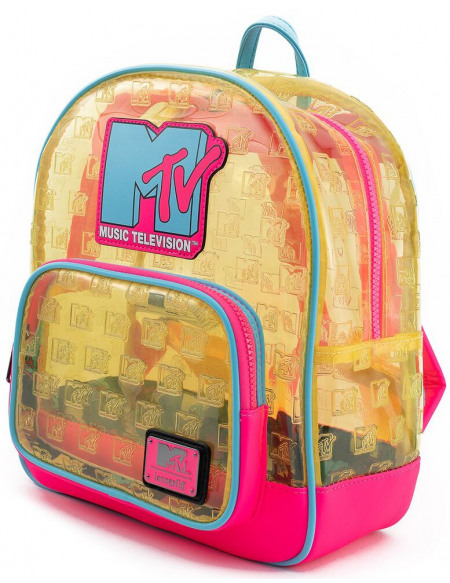 MTV Loungefly - MTV Sac à Dos multicolore