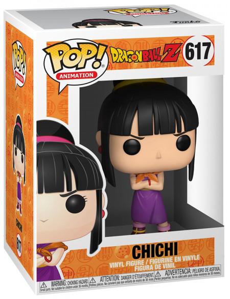 Dragon Ball Dragon Ball Z - Chichi - Funko Pop! n°617 Figurine de collection Standard