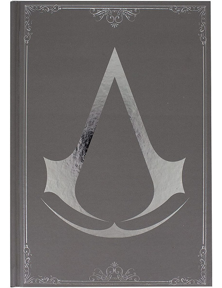Cahier Assassin's Creed