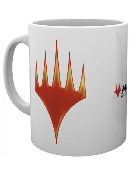 Magic: The Gathering Planeswalker Logo - Tasse Mug Standard