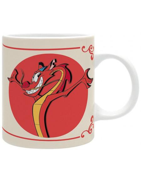 Mulan Your Worst Nightmare - Mushu Mug multicolore