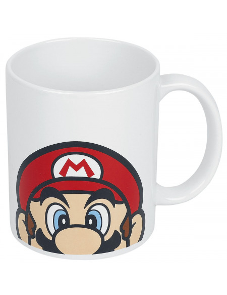 Super Mario Mario Mug multicolore