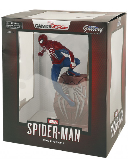 Spider-Man Spider-Man (2018 Marvel Video Game Gallery) Statuette Standard