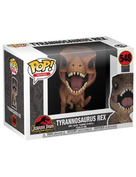 Figurine POP! #548 - Jurassic Park - Tyrannosaure Rex