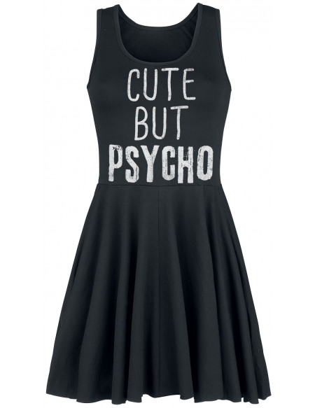 Cute But Psycho Robe noir