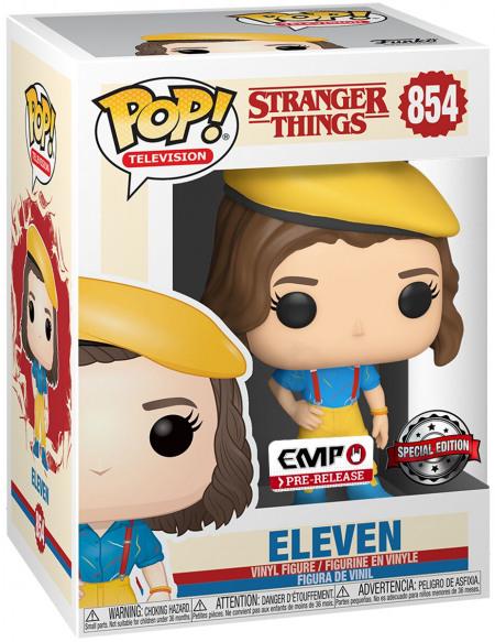 Stranger Things Onze - Funko Pop! n°854 Figurine de collection Standard