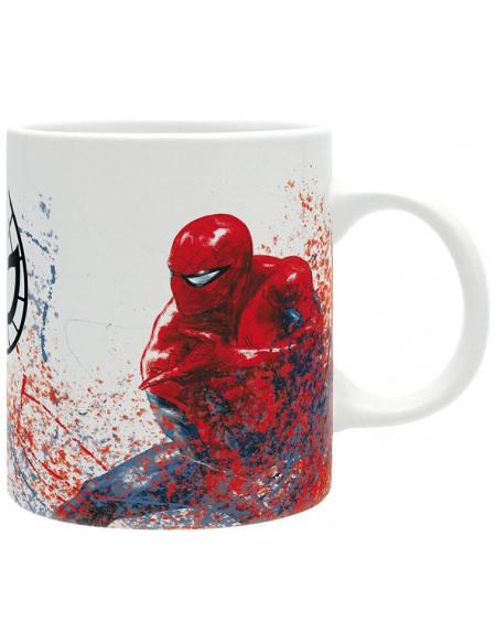 Spider-Man Venom vs. Spider-Man Mug multicolore