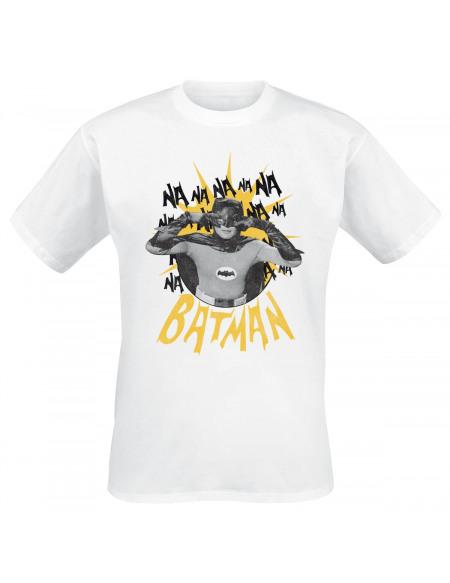 Batman Na Na Na T-shirt blanc