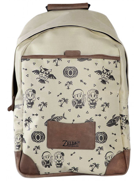The Legend Of Zelda Links Awakening Sac à Dos multicolore