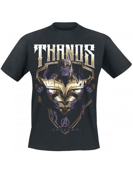 Avengers Endgame - Thanos T-shirt noir