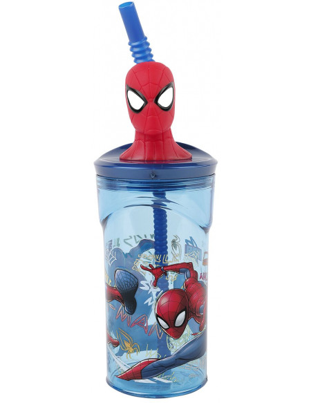 Spider-Man Gourde Bouteille Standard