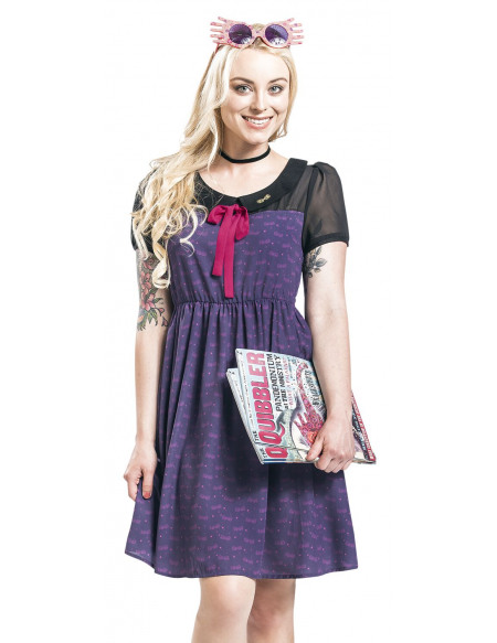 Harry Potter Luna Lovegood - Robe Lorgnospectres Robe multicolore