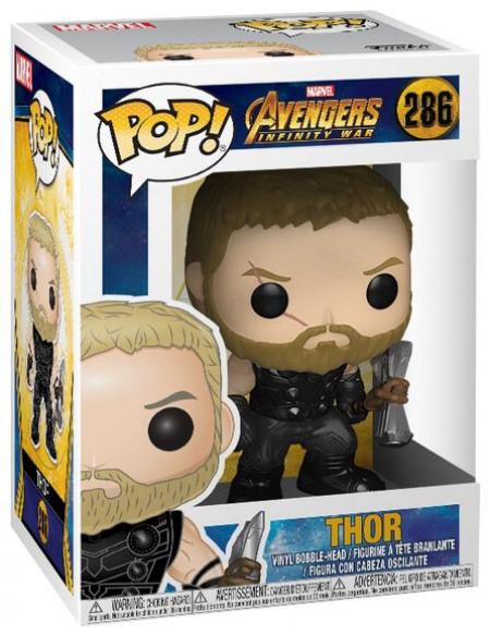 Figurine Funko Pop Marvel Avengers Infinity War Thor