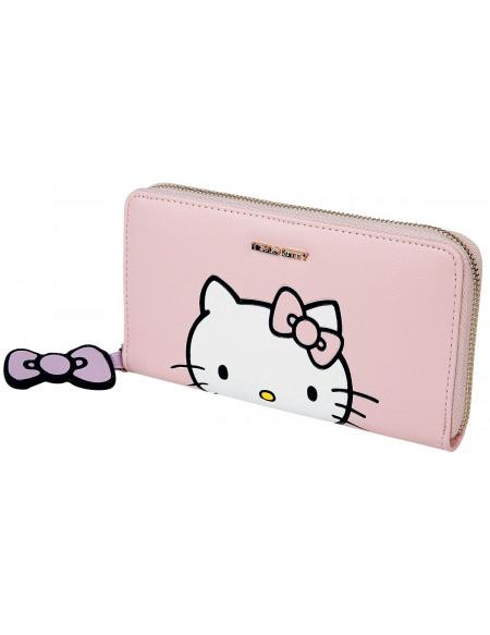 Hello Kitty Hello Kitty Portefeuille rose clair