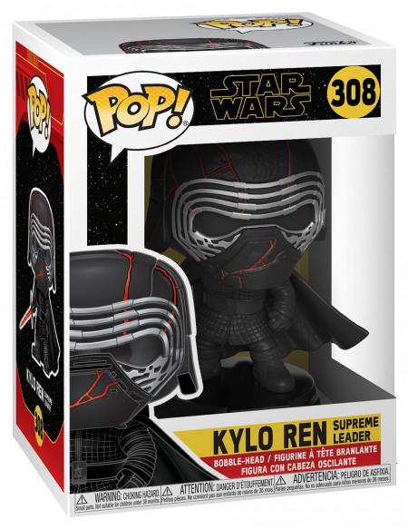 Figurine Funko Pop Star Wars Episode IX Kylo Ren Supreme Leader