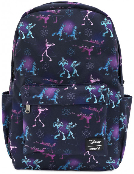 A Goofy Movie Loungefly - Dingo Powerline Sac à Dos multicolore