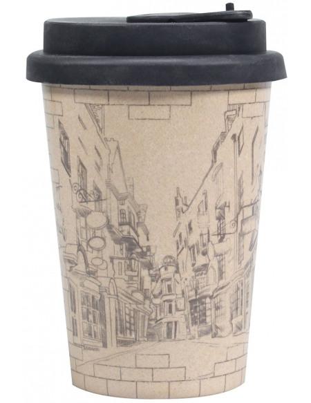 Harry Potter Chemin De Traverse - Mug De Voyage Mug isotherme beige