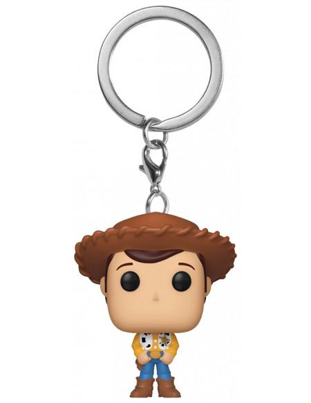 Toy Story Woody - POP! Keychain Porte-clés Standard