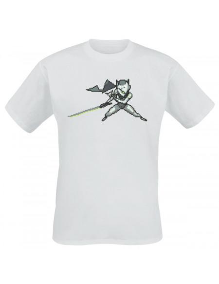 Overwatch Genji T-shirt gris