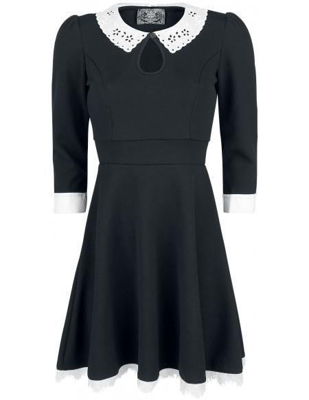 American Horror Story Moira O'Hara - Cosplay Robe noir/blanc
