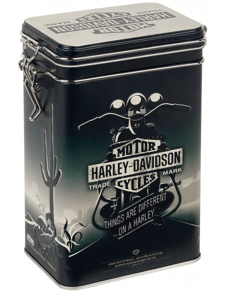 Harley-Davidson Things Are Different - Aromadose Boîte rangement Standard