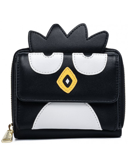 Hello Kitty Loungefly - Badtz-Maru Portefeuille noir/blanc/jaune