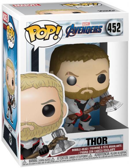 Figurine Funko Pop Marvel Avengers Endgame Thor