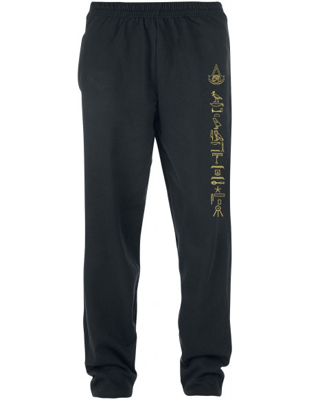 Assassin's Creed Origins Pantalon de Jogging noir
