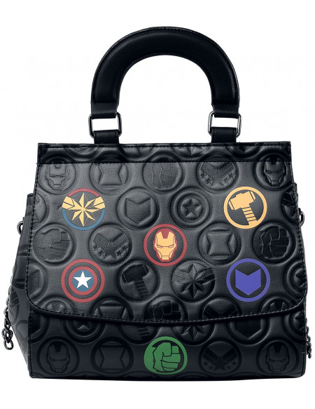 Marvel Loungefly - Icônes Marvel Sac à Main multicolore