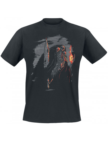 Dark Souls Gravelord Nito T-shirt noir