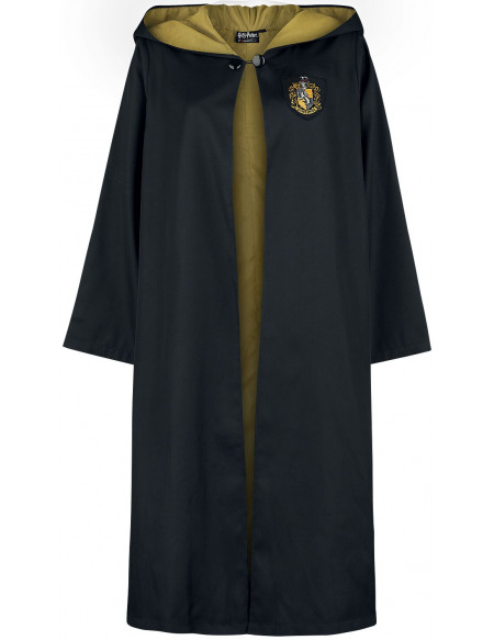 Harry Potter Poufsouffle Cape noir