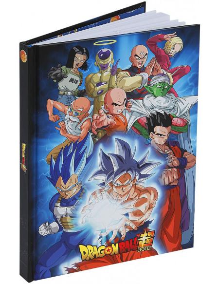 Dragon Ball Cahier multicolore